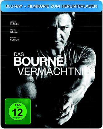 Das Bourne Vermächtnis (2012) (Edizione Limitata, Steelbook)
