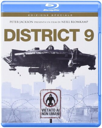 District 9 (2009) (Special Edition)