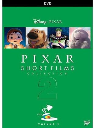 Pixar Short Films Collection - Vol. 2