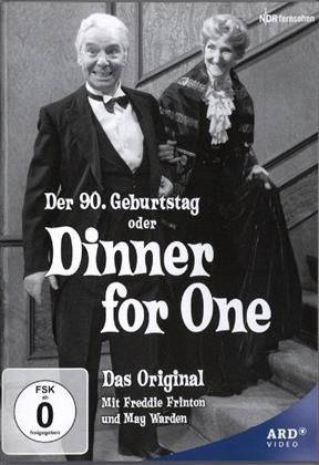 Dinner for one - (oder: Der 90. Geburtstag) (1963) (s/w)