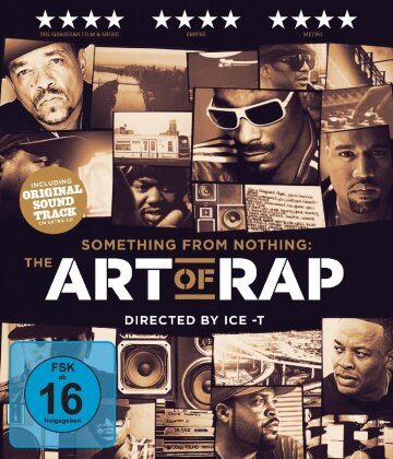 The Art of Rap - Something from Nothing (Fanversion inkl. CD)