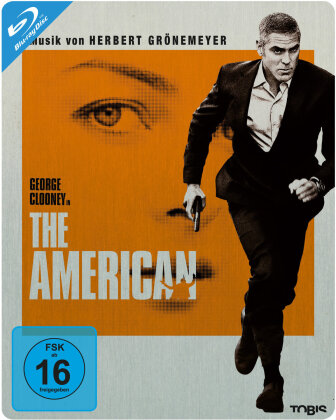 The American (2010) (Limited Edition, Steelbook)