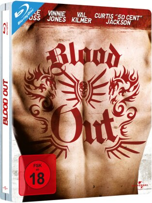 Blood Out (2011) (Limited Edition, Steelbook)
