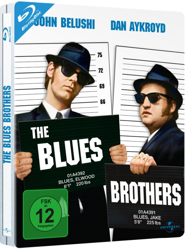 The Blues Brothers (1980) (Limited Edition, Steelbook)