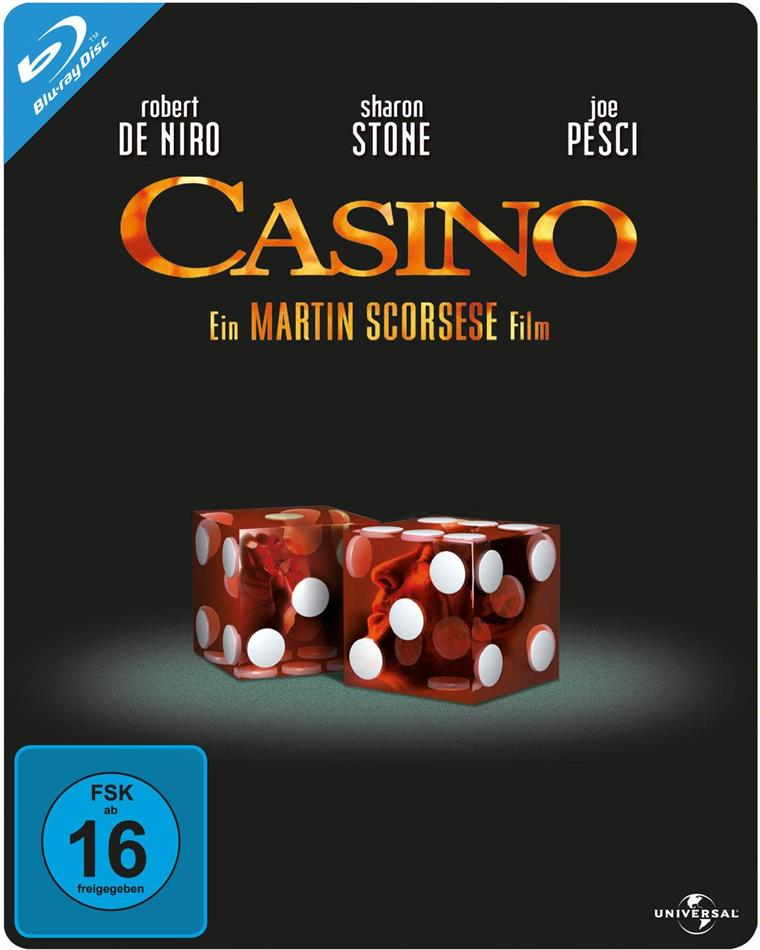 Casino (1995) (Limited Edition, Steelbook)