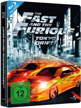 The Fast and the Furious: Tokyo Drift (2006) (Edizione Limitata, Steelbook)