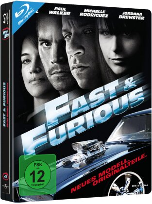 Fast and Furious - Neues Modell. Originalteile. (2009) (Limited Edition, Steelbook)