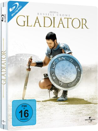 Gladiator (2000) (10th Anniversary Limited Edition, Steelbook)