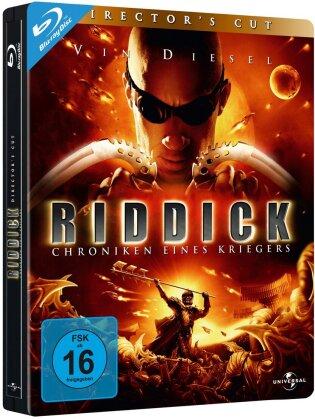 Riddick - Chroniken eines Kriegers (2004) (Director's Cut, Edizione Limitata, Steelbook)