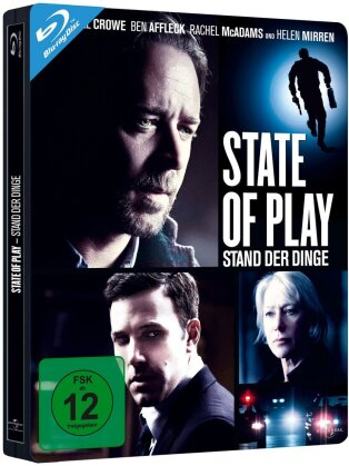 State of Play (2009) (Limited Edition, Steelbook)