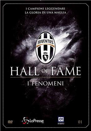 Juventus - Hall of Fame - I Fenomeni