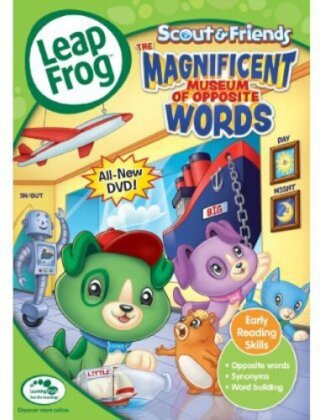 Leap Frog - The Magnificent Museum of Opposite Words