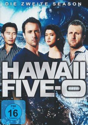 Hawaii Five-O - Staffel 2 (2010) (6 DVDs)