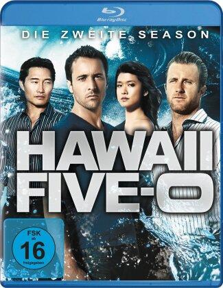 Hawaii Five-O - Staffel 2 (2010) (5 Blu-rays)