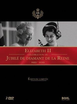 Elizabeth II - Jubiléé de diamant de la Reine 1952-2012 (Limited Edition, 2 DVDs)