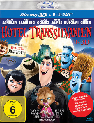 Hotel Transsilvanien (2012)