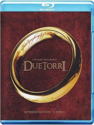 Il signore degli anelli - Le due torri (2002) (Extended Edition, 2 Blu-rays)
