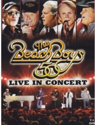 Beach Boys - Live in Concert - 50th Anniversary (2 DVDs)