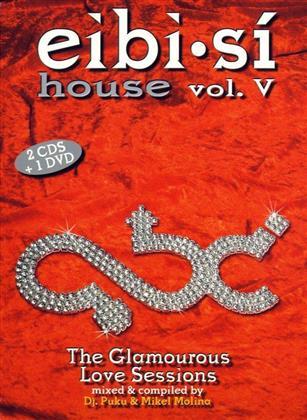 Various Artists - Eibi-Si House Vol. 5 (DVD + 2 CDs)