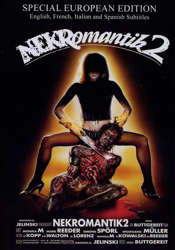 Nekromantik 2 (1991) (European Edition, Special Edition, Uncut)