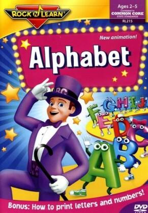 Rock N Learn - Alphabet