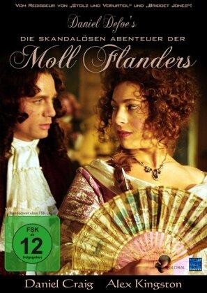 Die skandalösen Abenteuer der Moll Flanders (Neuauflage)