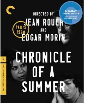 Chronicle of a Summer - Chronique d'un été (1961) (Criterion Collection)