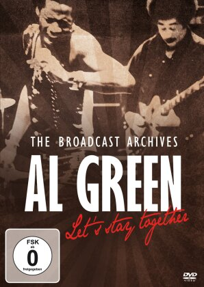Green Al - The Broadcast Archives - Let's Stay Together