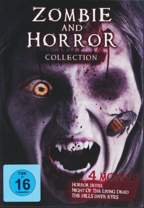 Zombie and Horror Collection (2 DVDs)