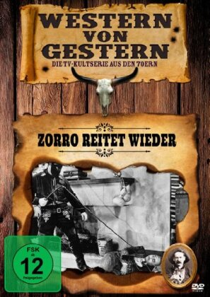 Zorro reitet wieder - Zorro rides again (1937)