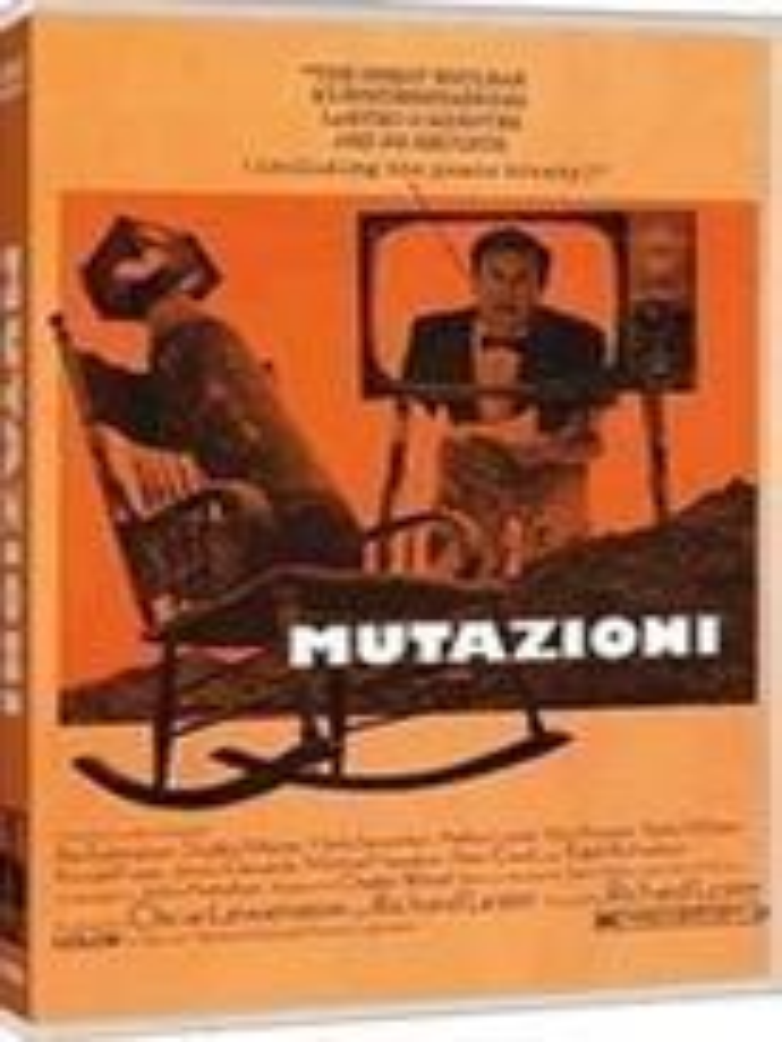 Mutazioni - The Bed Sitting Room (1969)