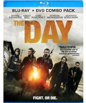 The Day (2011) (Blu-ray + DVD)
