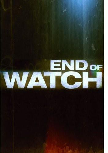 End of Watch (2012) (Blu-ray + DVD)