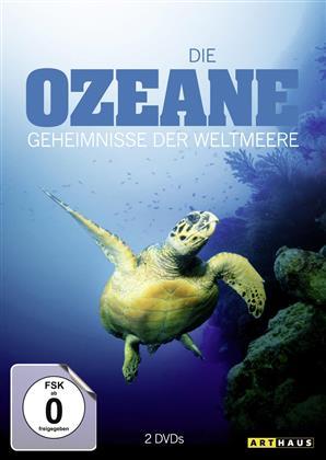 Die Ozeane - Die Geheimnisse der Weltmeere (2 DVDs)
