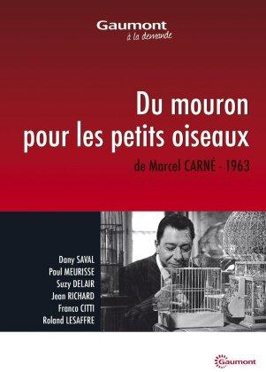 Du mouron pour les petits oiseaux (1963) (Collection Gaumont à la demande, s/w)