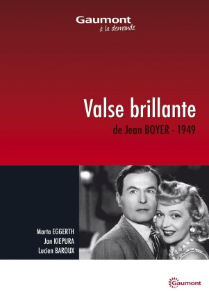 Valse brillante (1949) (Collection Gaumont à la demande, s/w)