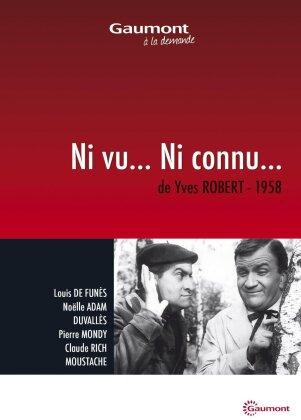 Ni vu... ni connu... (1958) (Collection Gaumont à la demande, s/w)