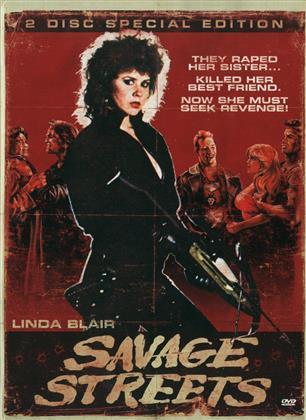 Savage Streets (1984) (Edizione Speciale Limitata, 2 DVD)