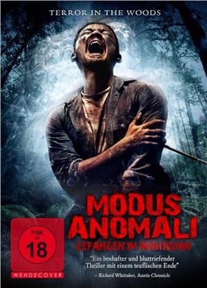 Modus Anomali - Gefangen im Wahnsinn (2012)