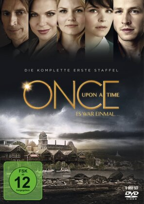 Once Upon a Time - Es war einmal ... - Staffel 1 (6 DVDs)