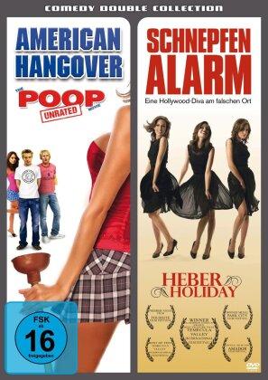 American Hangover / Schnepfenalarm (2 DVDs)