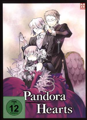 Pandora Hearts - Staffel 1 - Box 2 (2 DVDs)