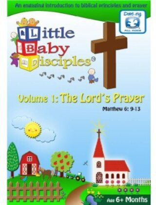Little Baby Disciples - Vol 1: The Lord's Prayer