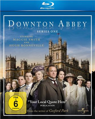 Downton Abbey - Staffel 1 (3 Blu-rays)