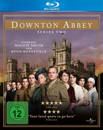 Downton Abbey - Staffel 2 (4 Blu-rays)