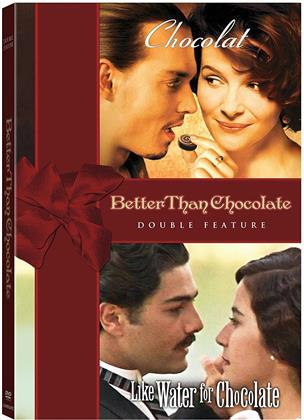 Better than Chocolate - Chocolat / Like Water for Chocolate (Double Feature, 2 DVDs)