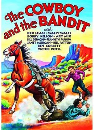 The Cowboy and the Bandit (1935) (s/w)