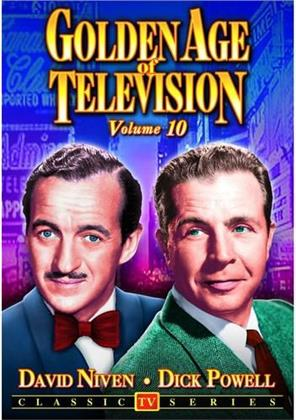Golden Age of Television - Vol. 10 (b/w)