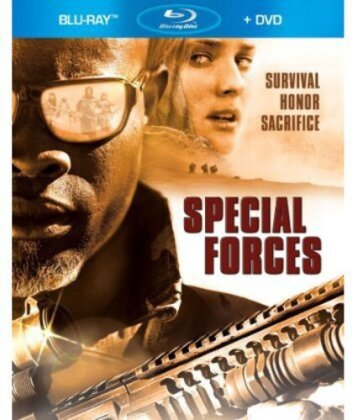 Special Forces - Forces spéciales (2011) (Blu-ray + DVD)