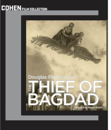 The Thief of Bagdad (1924) (s/w)
